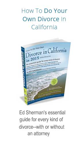 How to do your own divorce in california by ed sherman solutioingenieria Choice Image